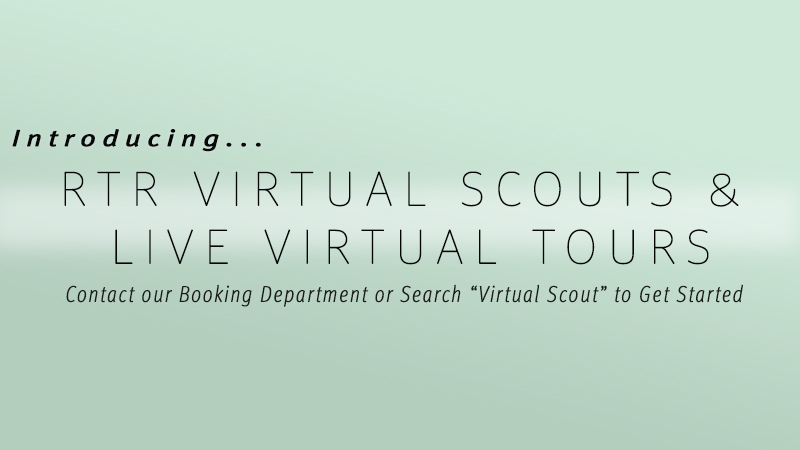 Introducing: Virtual Scouts & Live Virtual Tours!